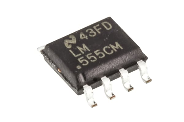 Product image for 200 MA TIMER LM555CM