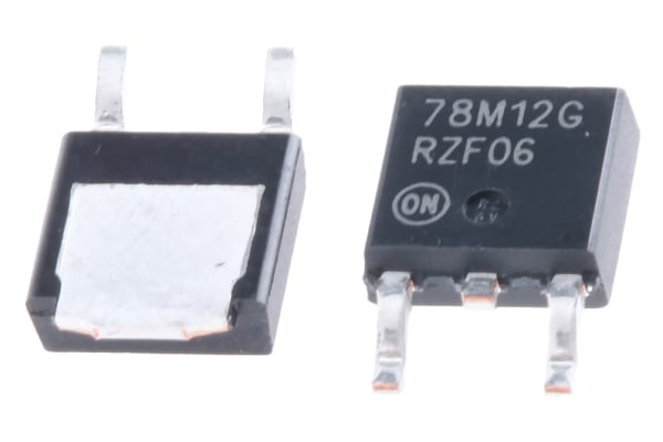 Product image for 500MA, 12V, POSITIVE V REG, MC78M12CDTG