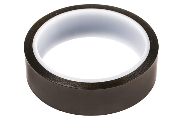 Product image for HI-BOND LOW-STAT POLYIMIDE TAPE 25MMX33M