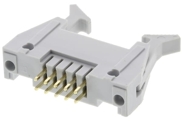 Product image for 10way universal straight plug,32mm L