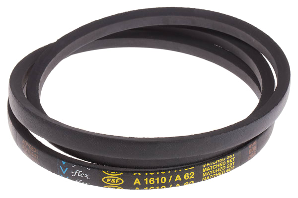 Product image for RS A62 WRAPPED V BELT