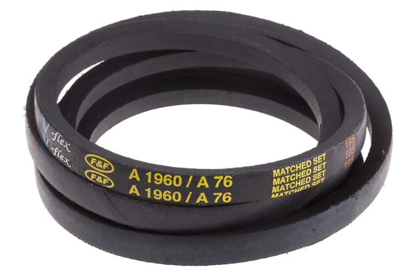 Product image for RS A76 WRAPPED V BELT