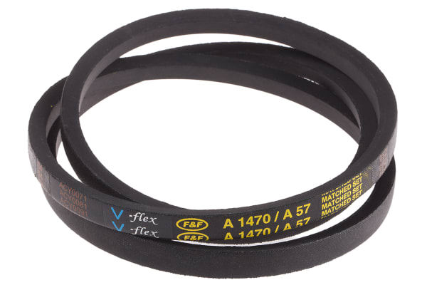 Product image for RS A57 WRAPPED V BELT