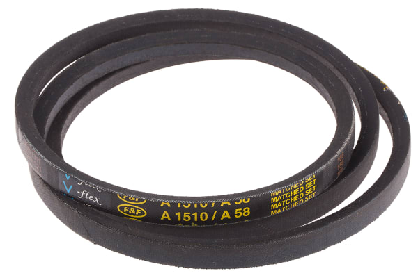 Product image for RS A58 WRAPPED V BELT