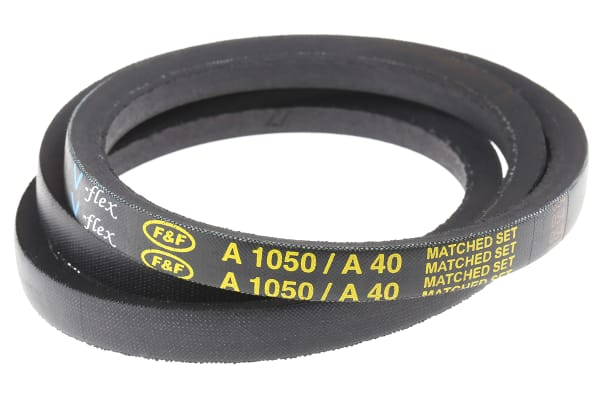 Product image for RS A40 WRAPPED V BELT