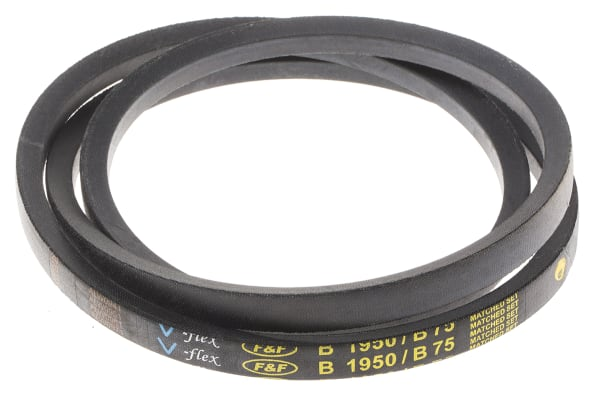Product image for RS B75 WRAPPED V BELT