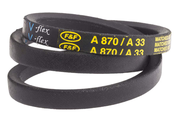 Product image for RS A33 WRAPPED V BELT
