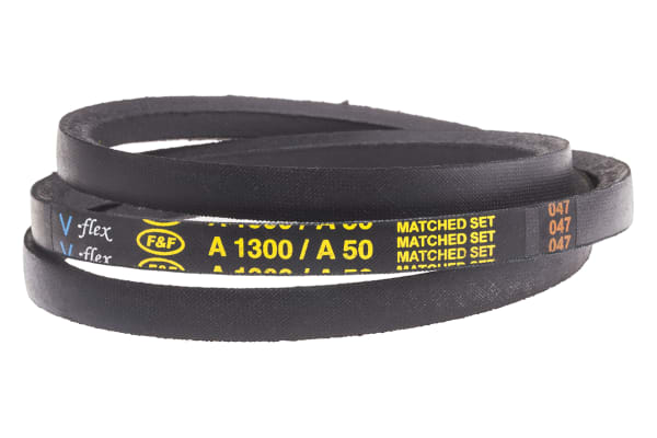 Product image for RS A50 WRAPPED V BELT