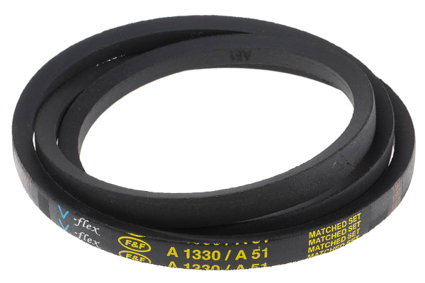 Product image for RS A51 WRAPPED V BELT