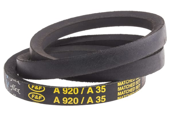 Product image for RS A35 WRAPPED V BELT