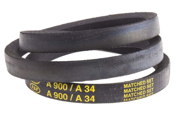 Product image for RS A34 WRAPPED V BELT