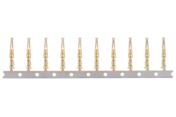 Product image for 1 crimp skt contact for D connector,5A