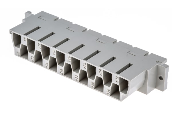 Product image for 15 WAY DIN41612 250 BLADE SOCKET