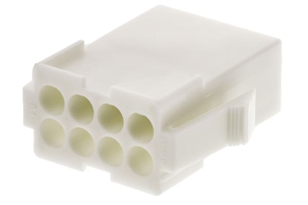 Product image for 8w Socket White UL 94 V-0