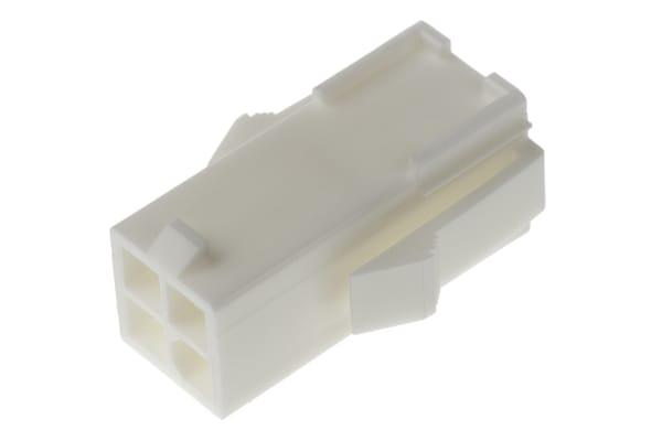 Product image for 4w Socket White UL 94 V-0 (splashproof)