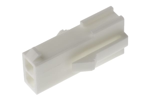 Product image for 2w Skt p/mnt White UL 94 V-0 splashproof