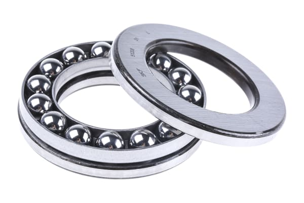 Product image for 1 direction Thrust ball bearing, 40mm ID
