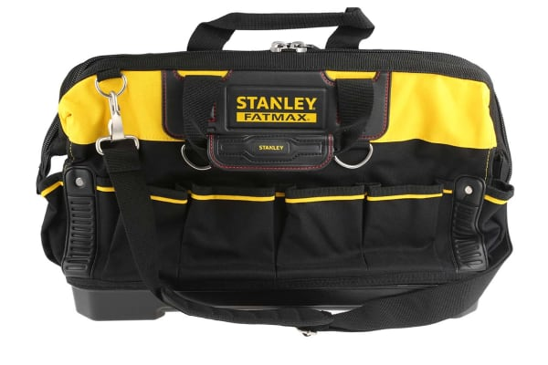Product image for Stanley FatMax Fabric Holdall with Shoulder Strap 460mm x 280mm x 230mm