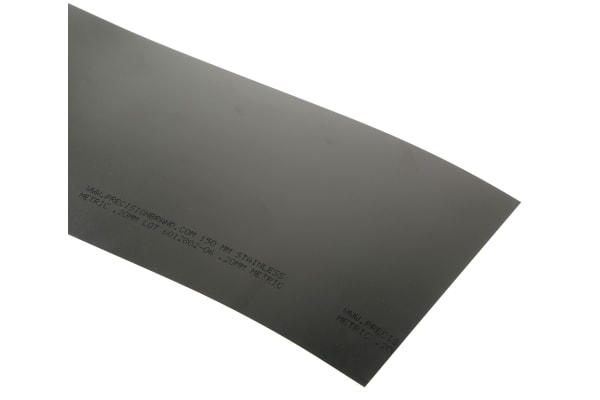Product image for 0.20mm S/LESS 150X1.25mt