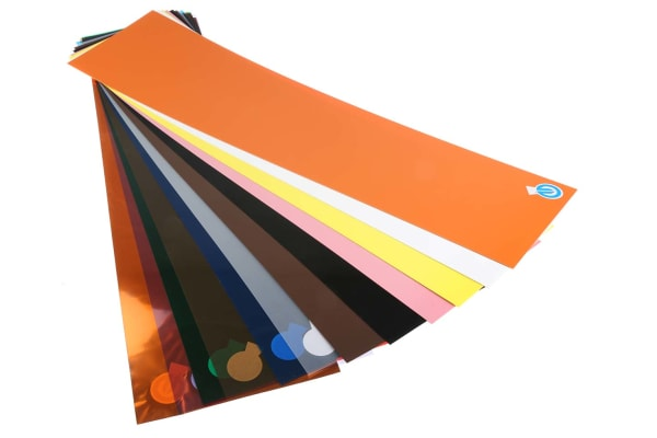 Product image for Colour Coded Plastic Shim