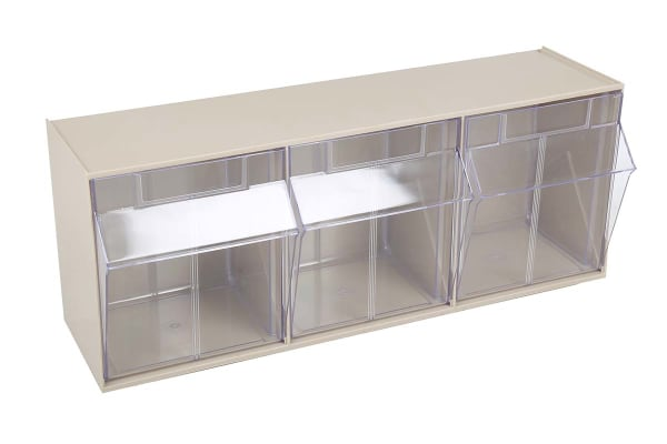 Product image for Tilt storage unit,3 drawer