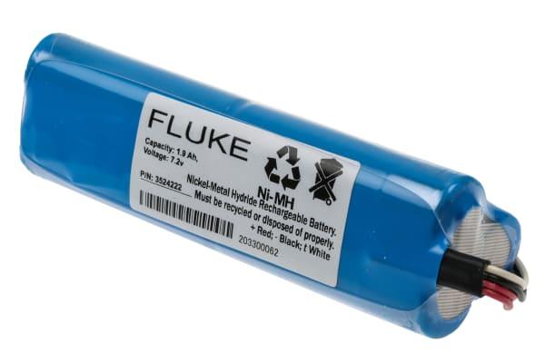 Product image for Fluke TI20-RBP Thermal Imaging Camera Battery Pack, For Use With Fluke TI10, Fluke TI20, Fluke TI25, Fluke TIR, Fluke
