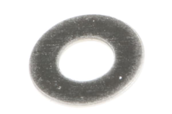 Product image for A2 stainless steel plain washer,M2