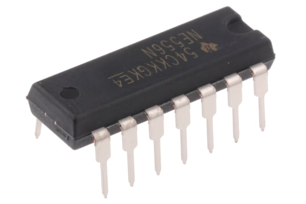 Product image for DUAL PRECISION TIMER NE556N