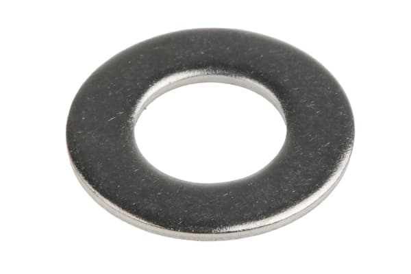 Product image for A2 stainless steel plain washer,M10