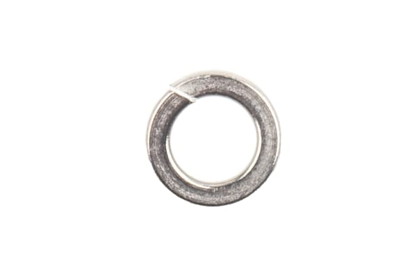 Product image for A2 stainless steel spring washer,M5