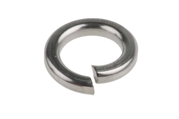 Product image for A2 stainless steel spring washer,M6