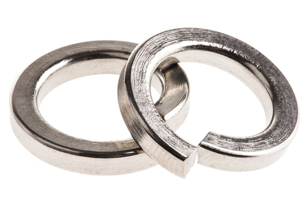 Product image for A2 stainless steel spring washer,M10