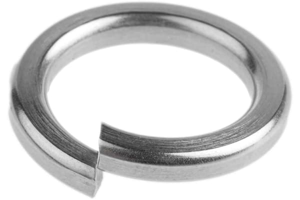 Product image for A2 stainless steel spring washer,M12