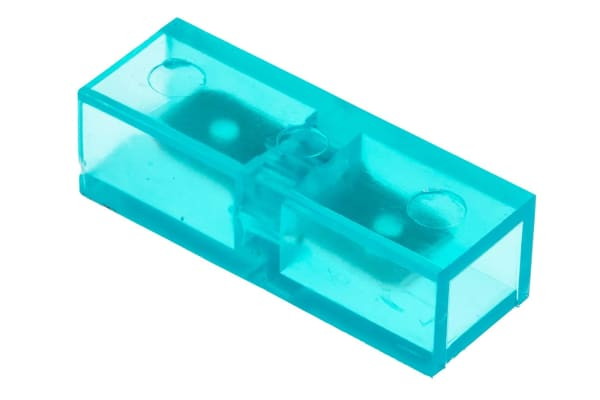 Product image for 6.3mm male to male adaptor,1/4in blade