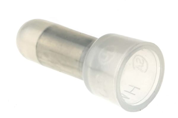 Product image for Closed end splice connector,0.5-1.5sq.mm