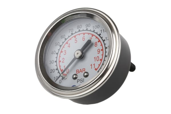 Product image for Pressure gauge 50mm panel mount