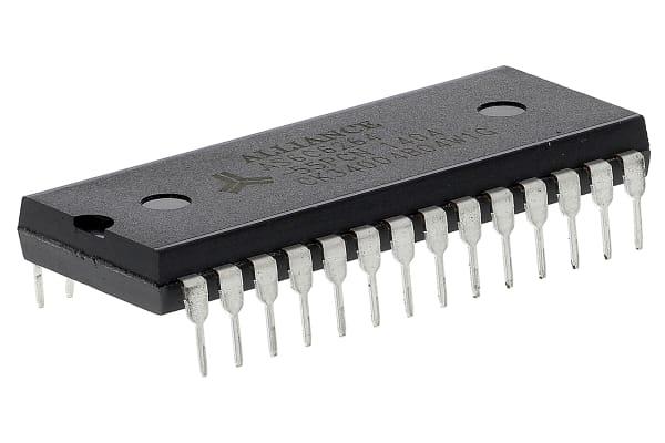 Product image for 64K LOW POWER SRAM 8KX8, 2.7-5.5V, DIP