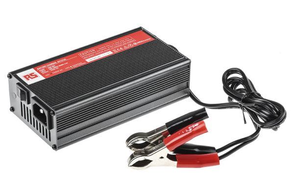 Product image for 12V 12A 3 Stage Lead Acid Charger