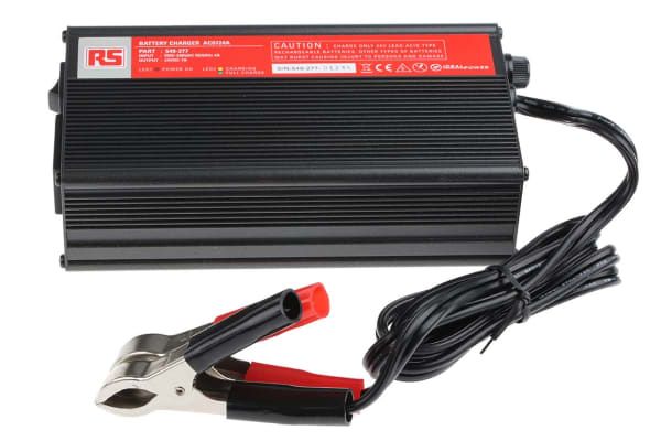 Product image for 24V 7.0A 3 Stage Lead Acid Charger