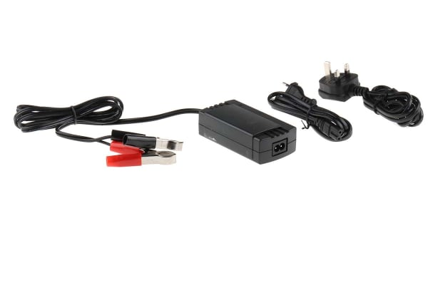 Product image for 24V 2.0A 3 Stage Lead Acid Charger