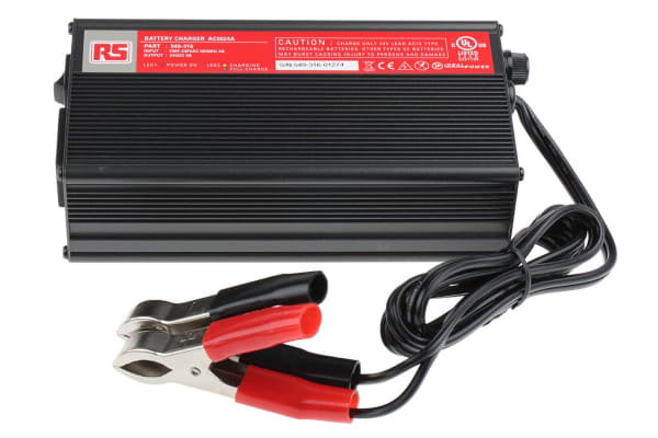 Product image for 24V 5.0A 3 Stage Lead Acid Charger