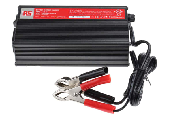Product image for 12V 5.0A 3 Stage Lead Acid Charger