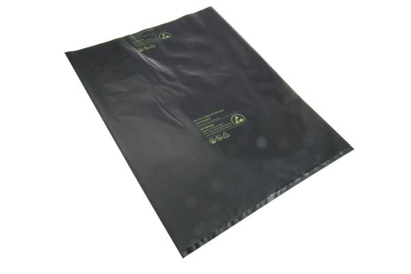 Product image for Black conductive bag,305x406mm