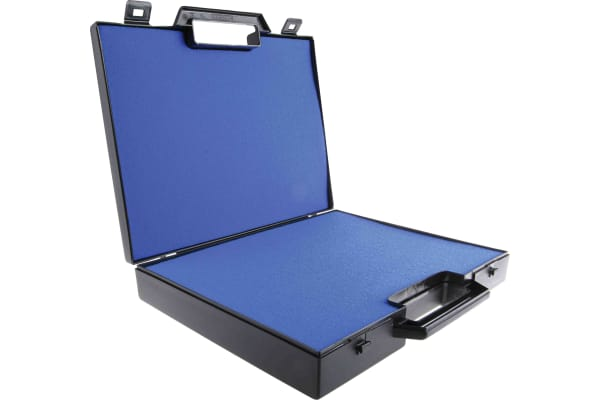 Product image for Blk storage case & handle,320x245x50mm