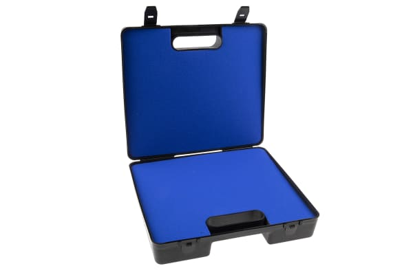 Product image for Black storagecase & handle,310x280x100mm