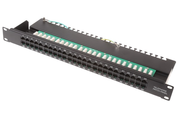 Product image for Voice Panel Cat 3 50 Port