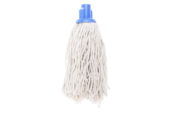 Product image for 16 oz Pure Yarn Mop Head - Blue Socket