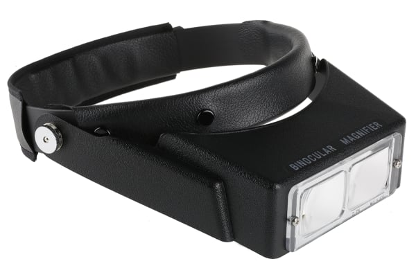 Product image for Binocular headband magnifier,2.7X