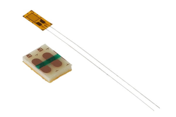 Product image for Mild steel foil strain gauge,2mm gauge