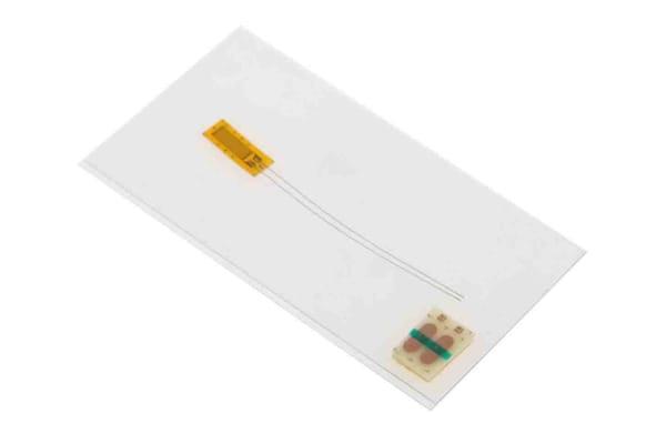 Product image for Mild steel foil strain gauge,5mm gauge
